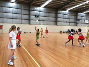 junior netball melbourne