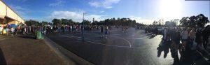 Melbourne Netball tournament